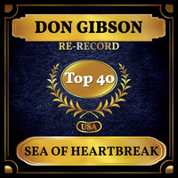Don Gibson - Sea of Heartbreak (Billboard Hot 100 - No 21)
