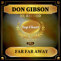 Don Gibson - Far Far Away (Billboard Hot 100 - No 72)