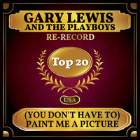 Gary Lewis and The Playboys - (You Don't Have to) Paint Me a Picture (Billboard Hot 100 - No 15)