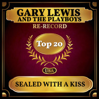 Gary Lewis and The Playboys - Sealed with a Kiss (Billboard Hot 100 - No 19)
