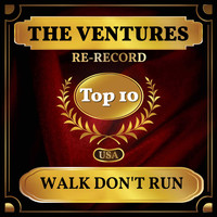 The Ventures - Walk Don't Run (Billboard Hot 100 - No 2)