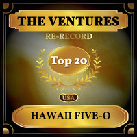 The Ventures - Hawaii Five-O (Billboard Hot 100 - No 11)