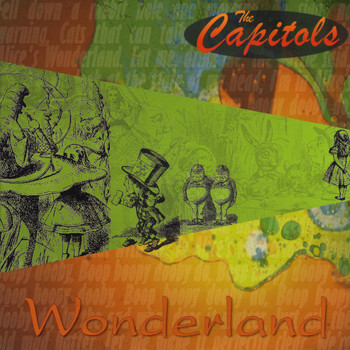 The Capitols - Wonderland