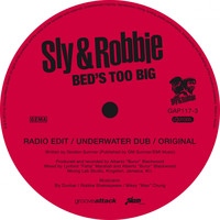 Sly & Robbie - Bed's Too Big