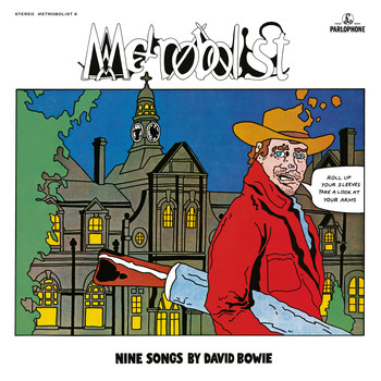 David Bowie - Metrobolist (aka The Man Who Sold The World) (2020 Mix)
