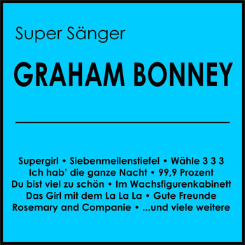 Graham Bonney - Super Sänger