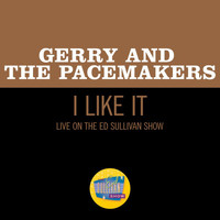 Gerry & The Pacemakers - I Like It (Live On The Ed Sullivan Show, May 10, 1964)