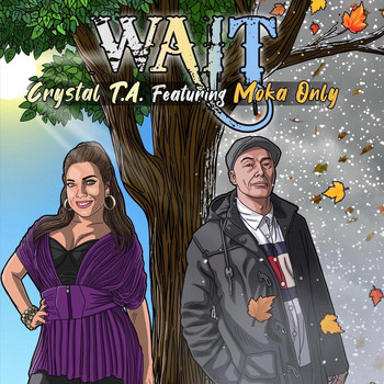Crystal T.A. - Wait (feat. Moka Only)
