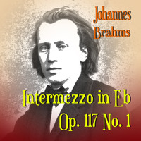 Johannes Brahms - Intermezzo in Eb Op. 117 No. 1