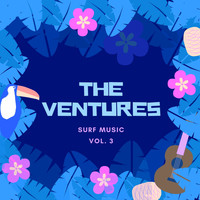 The Ventures - Surf Music, Vol. 3