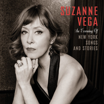 Suzanne Vega - New York is My Destination