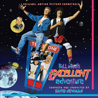 David Newman - Bill & Ted's Excellent Adventure (Remastered)
