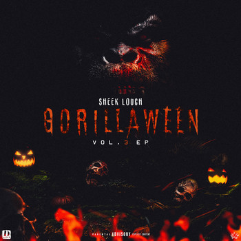 Sheek Louch - Gorillaween, Vol. 3 - EP (Explicit)
