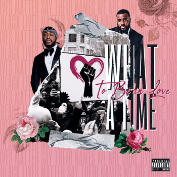 Raheem Devaughn - What A Time To Be In Love (Explicit)