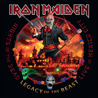 Iron Maiden - Nights of the Dead, Legacy of the Beast: Live in Mexico City (Explicit)