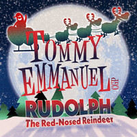 Tommy Emmanuel - Rudolph the Red-Nosed Reindeer (Live)