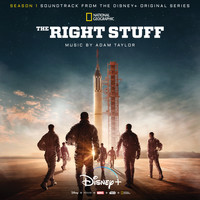 Adam Taylor - The Right Stuff: Season 1 (Soundtrack from the Disney+ Original Series)