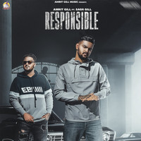 Amrit Gill featuring Sagr Gill - Responsible