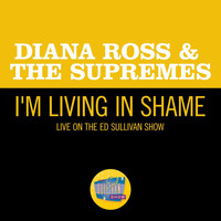 Diana Ross & The Supremes - I'm Livin' In Shame (Live On The Ed Sullivan Show, January 5, 1969)