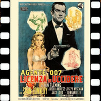 John Barry Orchestra - Agente 007 Licenza Di Uccidere (Original Soundtrack 1962 007 James Bond Sean Connery Ursula Andress)