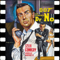 John Barry Orchestra - 007 Ian Fleming Dr. No (Sean Connery James Bond 007 Ursula Andress Original Soundtrack)