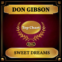 Don Gibson - Sweet Dreams (Billboard Hot 100 - No 93)
