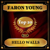 Faron Young - Hello Walls (Billboard Hot 100 - No 12)