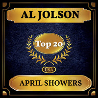 Al Jolson - April Showers (Billboard Hot 100 - No 16)