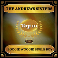 The Andrews Sisters - Boogie Woogie Bugle Boy (Billboard Hot 100 - No 6)