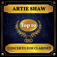 Artie Shaw - Concerto for Clarinet (Billboard Hot 100 - No 10)