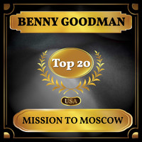 Benny Goodman - Mission to Moscow (Billboard Hot 100 - No 12)