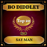 Bo Diddley - Say Man (Billboard Hot 100 - No 20)