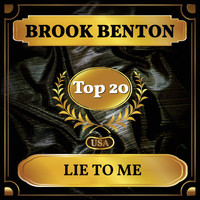 Brook Benton - Lie to Me (Billboard Hot 100 - No 13)