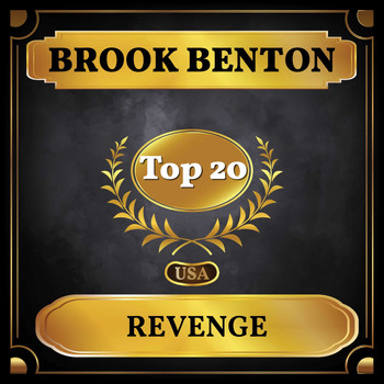 Brook Benton - Revenge (Billboard Hot 100 - No 15)