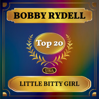 Bobby Rydell - Little Bitty Girl (Billboard Hot 100 - No 19)