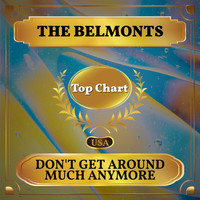 The Belmonts - Don't Get Around Much Anymore (Billboard Hot 100 - No 57)