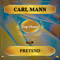 Carl Mann - Pretend (Billboard Hot 100 - No 57)