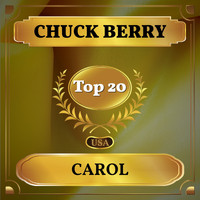 Chuck Berry - Carol (Billboard Hot 100 - No 18)