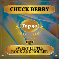 Chuck Berry - Sweet Little Rock and Roller (Billboard Hot 100 - No 47)