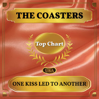 The Coasters - One Kiss Led to Another (Billboard Hot 100 - No 73)
