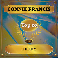Connie Francis - Teddy (Billboard Hot 100 - No 17)