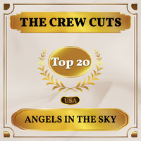 The Crew Cuts - Angels in the Sky (Billboard Hot 100 - No 11)