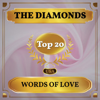 The Diamonds - Words of Love (Billboard Hot 100 - No 13)