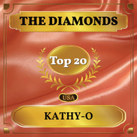 The Diamonds - Kathy-O (Billboard Hot 100 - No 16)