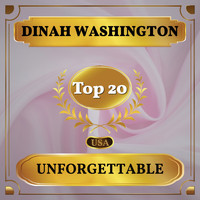 Dinah Washington - Unforgettable (Billboard Hot 100 - No 17)