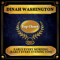 Dinah Washington - Early Every Morning (Early Every Evening Too) (Billboard Hot 100 - No 95)