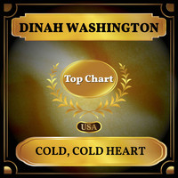 Dinah Washington - Cold, Cold Heart (Billboard Hot 100 - No 96)
