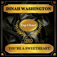 Dinah Washington - You're a Sweetheart (Billboard Hot 100 - No 98)