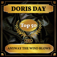 Doris Day - Anyway the Wind Blows (Billboard Hot 100 - No 50)