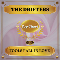 The Drifters - Fools Fall in Love (Billboard Hot 100 - No 69)